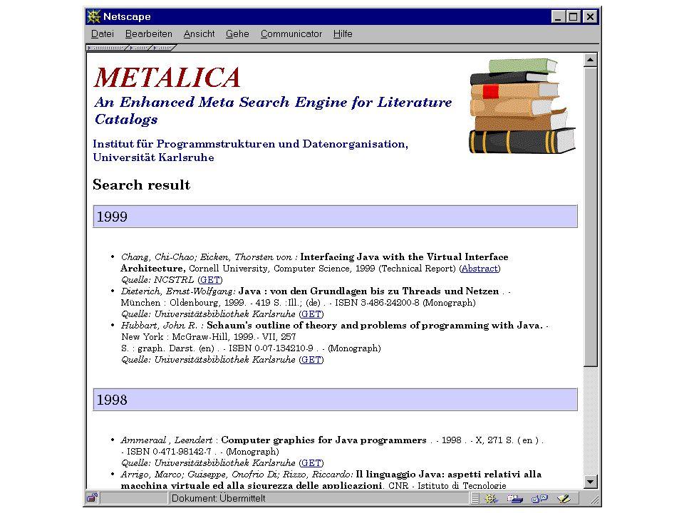 UniC a ts Bethina SchmittKlausurtagung, 25.03.1999