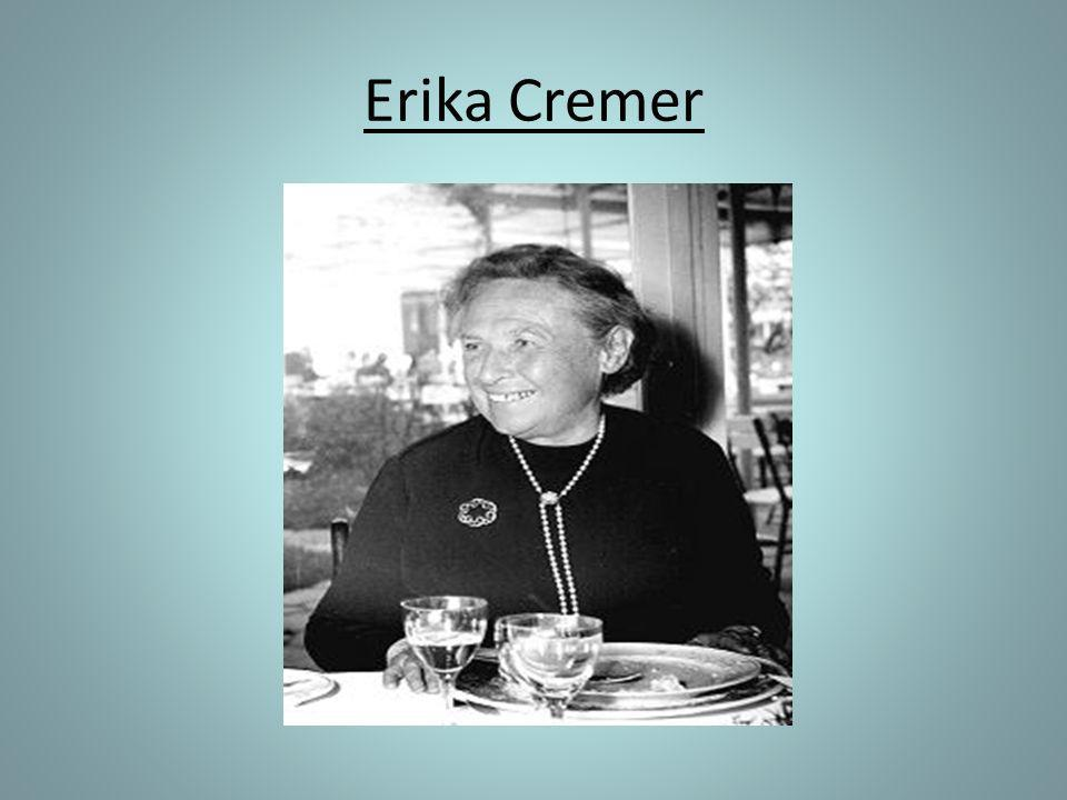Erika Cremer