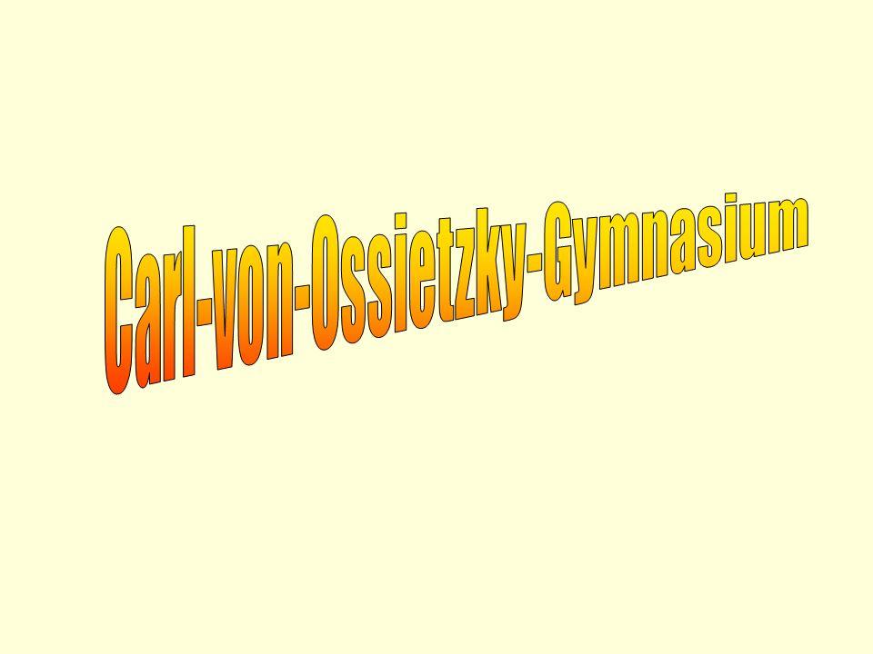 Informationen zur Kursphase Das Kurssystem der gymnasialen Oberstufe am Carl-von-Ossietzky-Gymnasium Dr.
