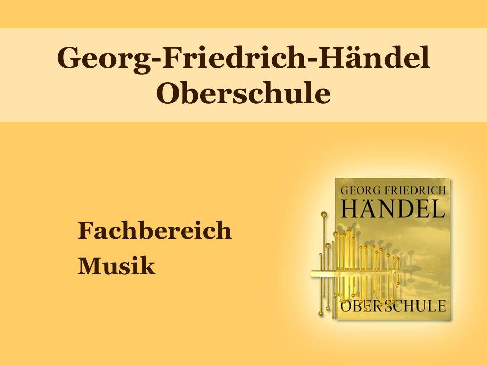 Die Musikausbildung 1.Das Unterrichtsfach Musik 2.Ensembletätigkeit 3.Ergänzende Angebote