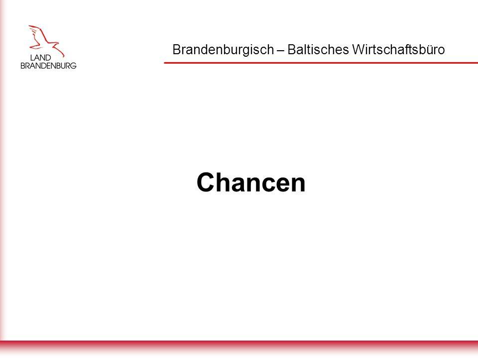 Brandenburgisch – Baltisches Wirtschaftsbüro Chancen