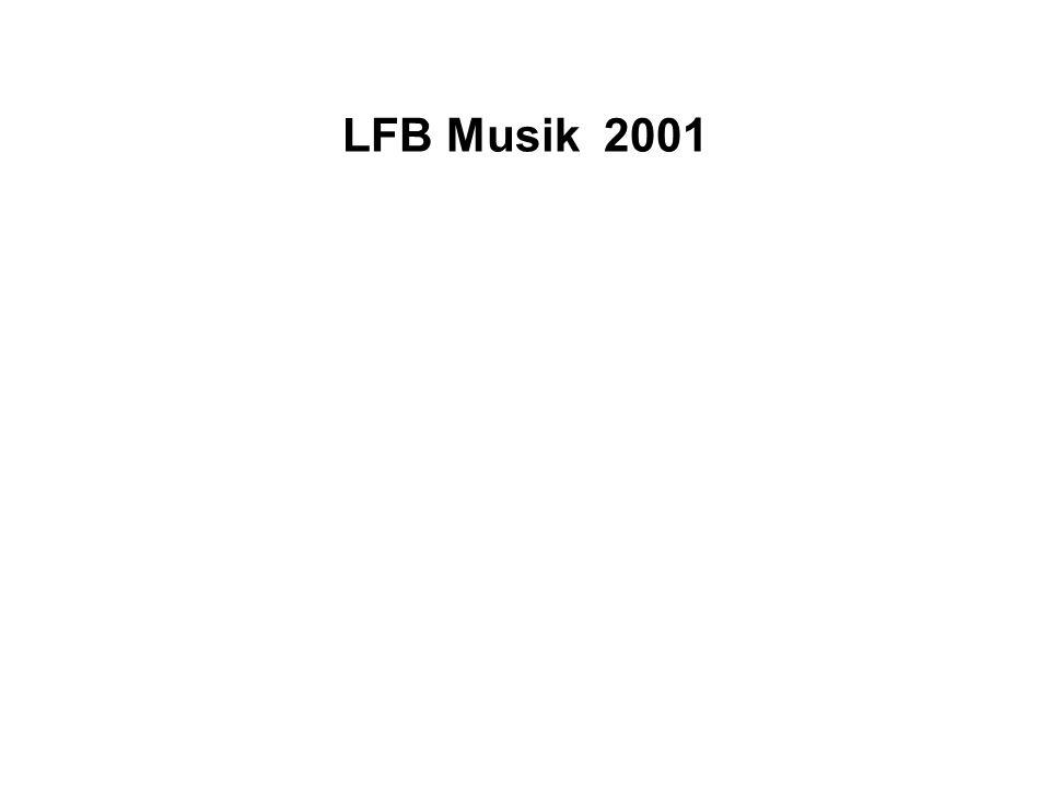 LFB Musik 2001