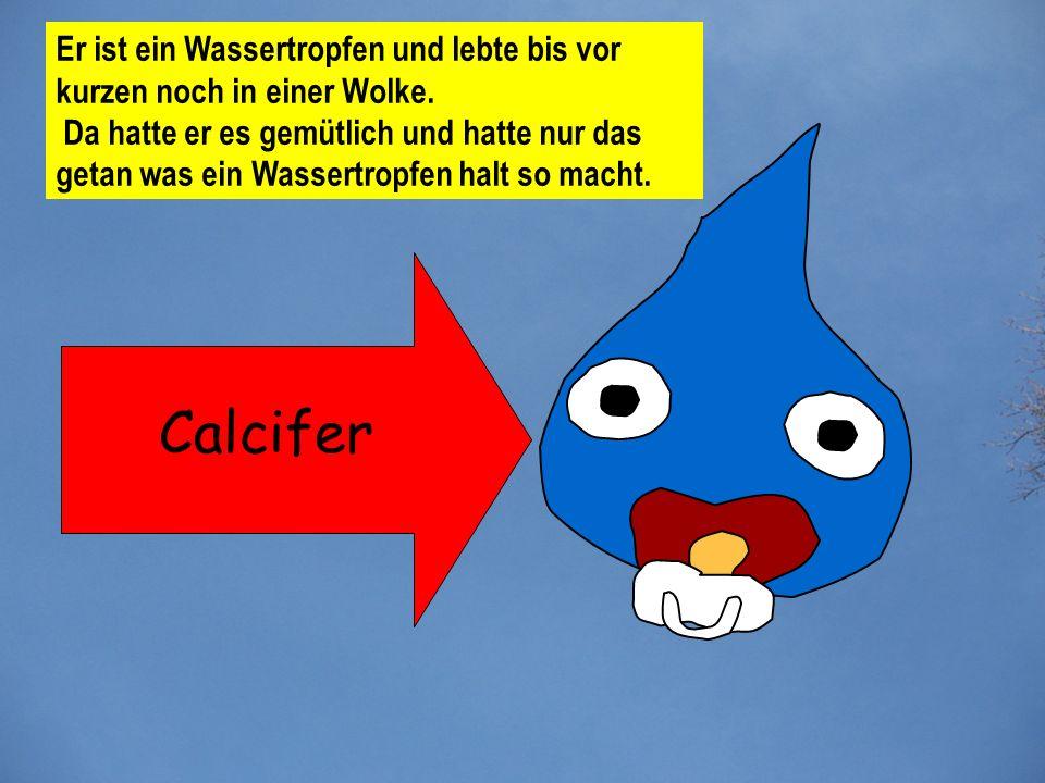 Das ist Calcifer.