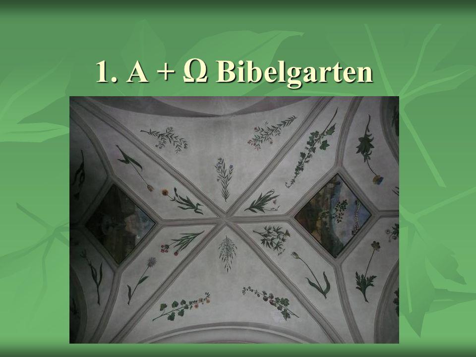 1. A + Bibelgarten
