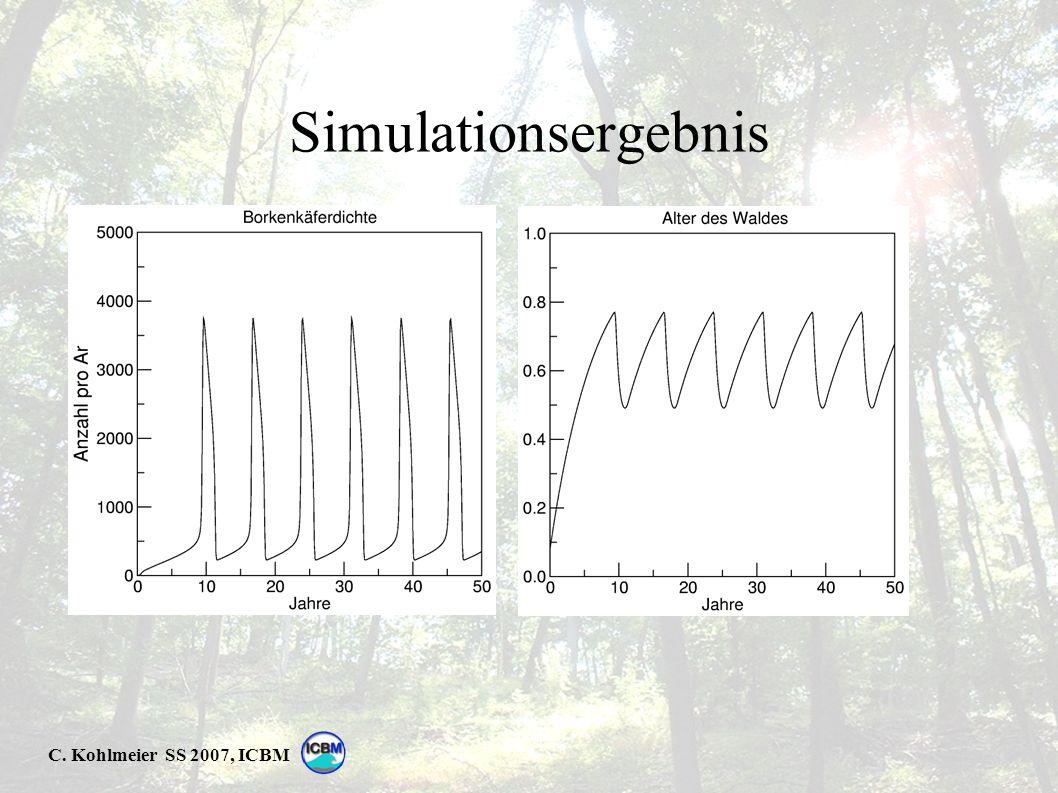 Simulationsergebnis
