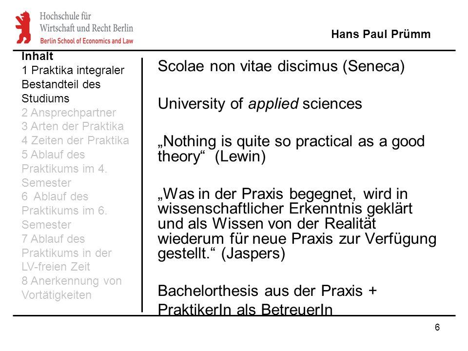 17 Beispiel Ein Praktikum in der Berliner Öffentlichen Verwaltung wg.