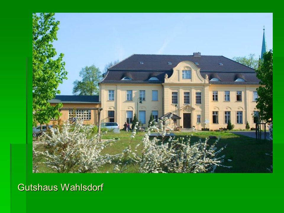 Gutshaus Wahlsdorf