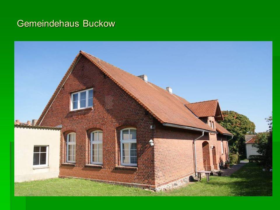 Gemeindehaus Buckow