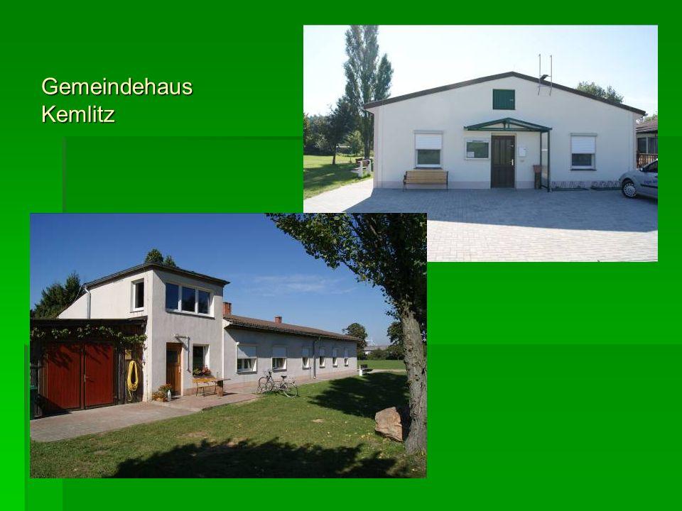 Gemeindehaus Kemlitz