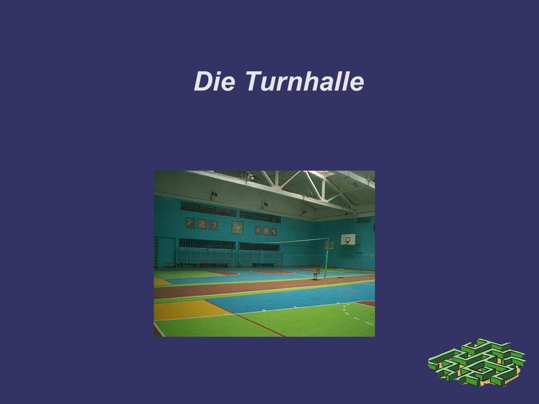 Die Turnhalle
