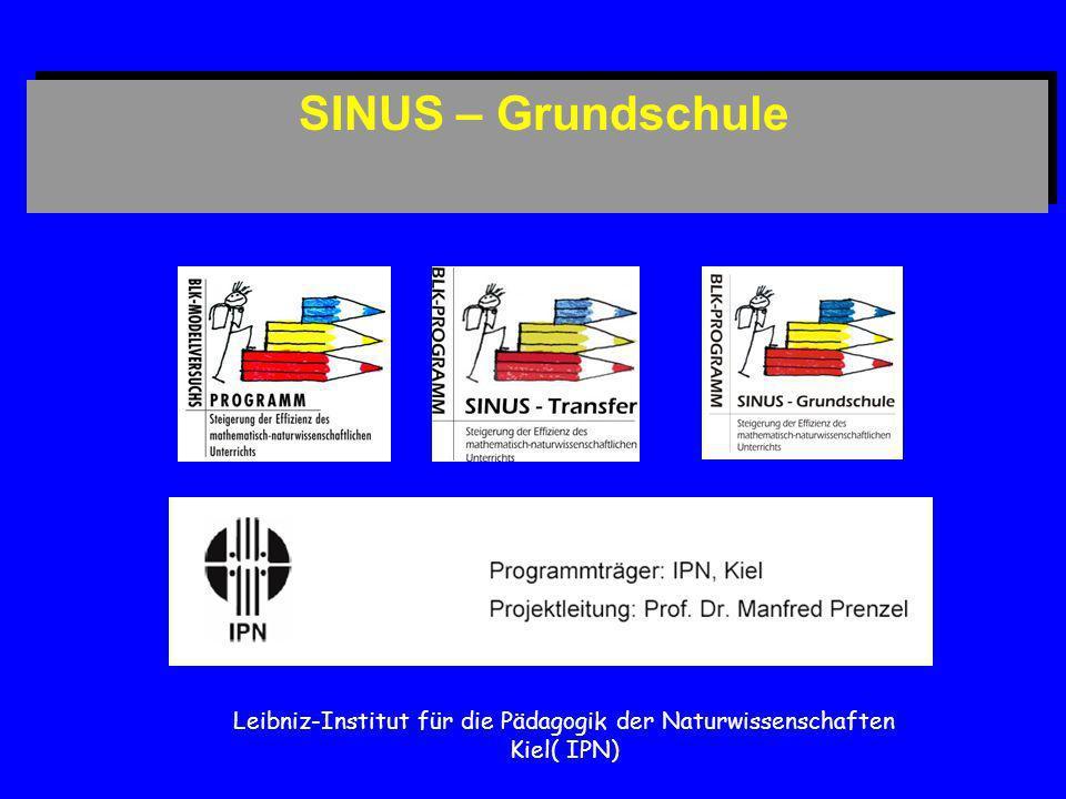 Leibniz-Institut für die Pädagogik der Naturwissenschaften Kiel( IPN)