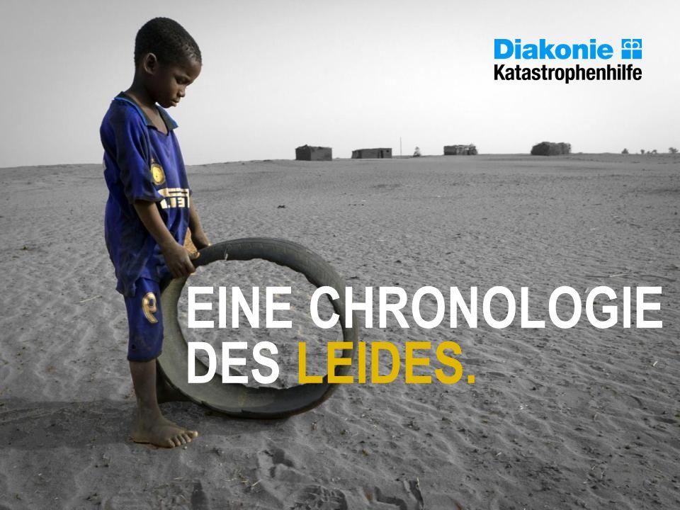 EINE CHRONOLOGIE DES LEIDES.