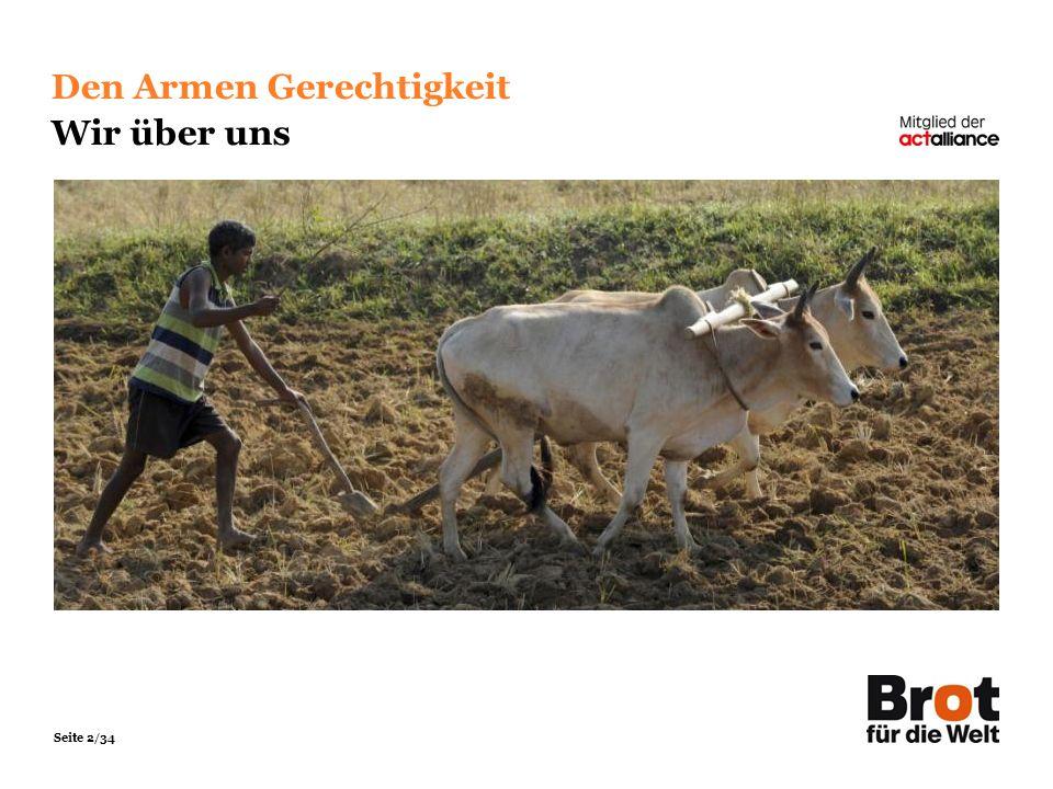 Seite 23/34 Projekte 2011 Lateinamerika und Karibik 17 Länder / 242 Projekte / 9,2 Mio.
