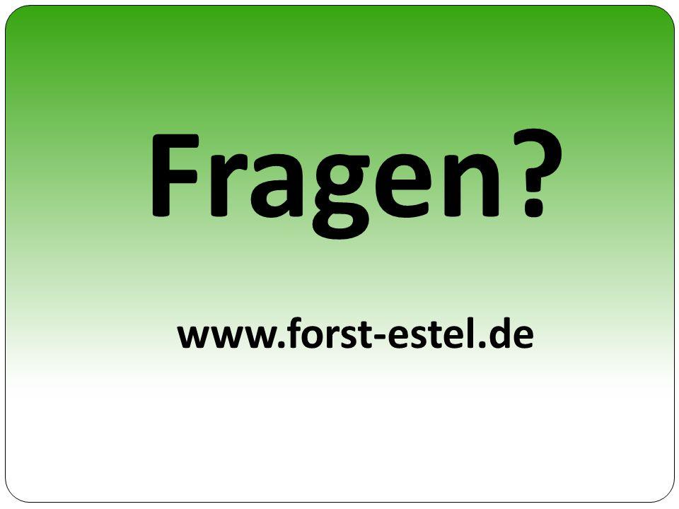 Fragen? www.forst-estel.de