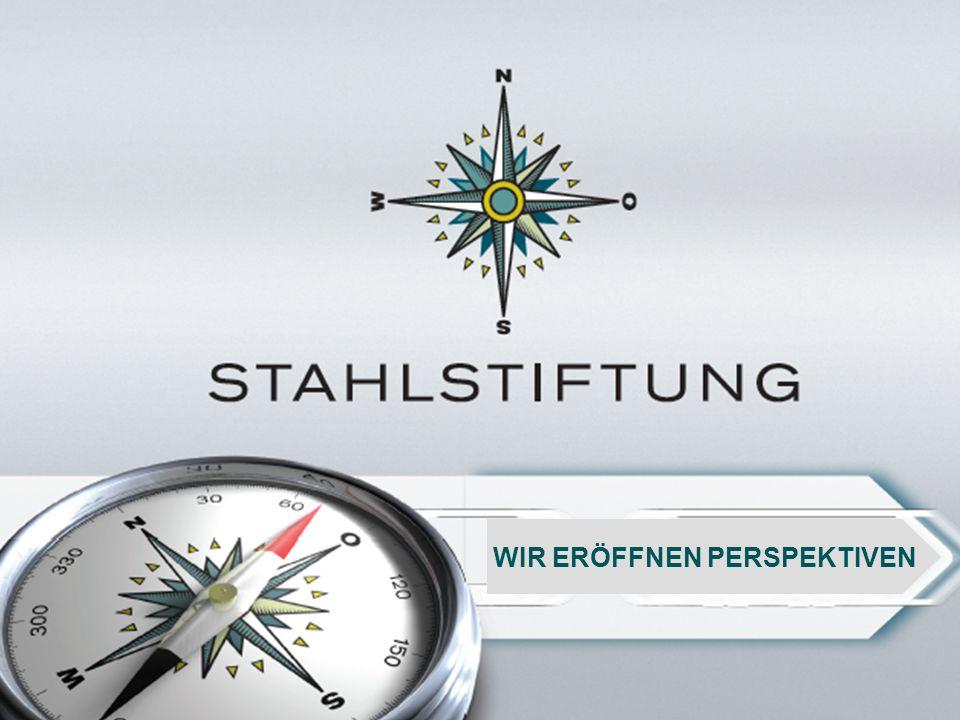 18 / Stiftung_Konzern-BR_05-09-2011 / Dobesberger WIR ERÖFFNEN PERSPEKTIVEN