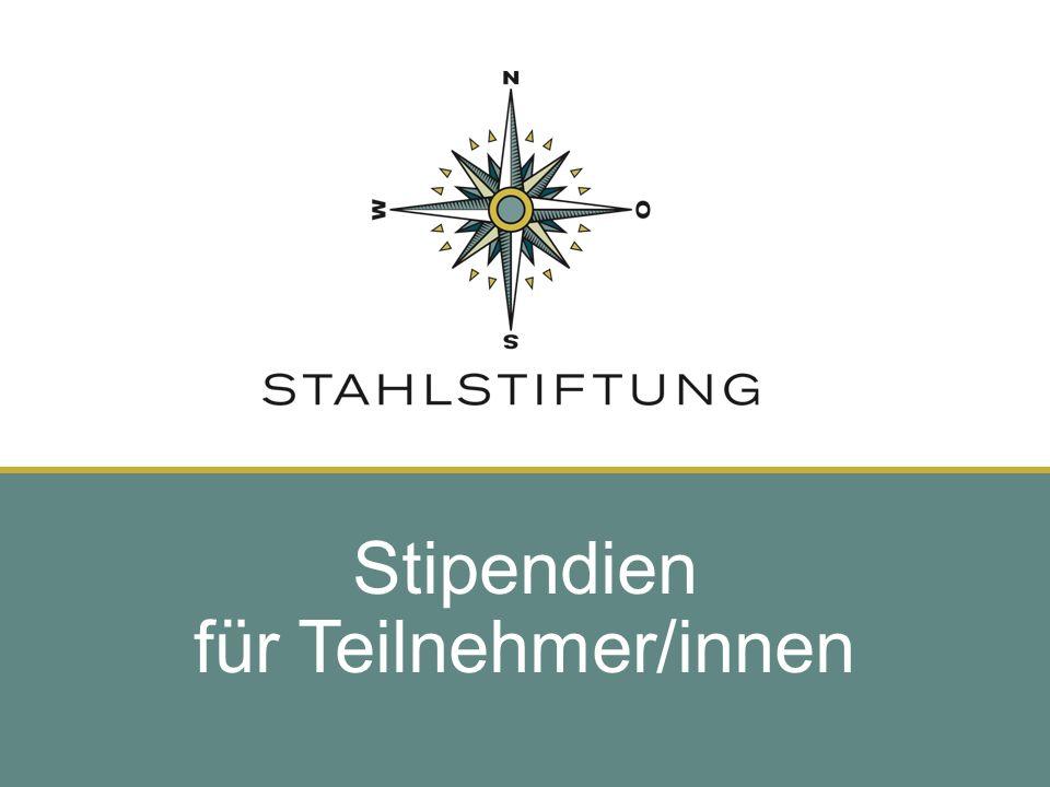 18 / Dobesberger / BRV / 01.12..09 Stipendien für Teilnehmer/innen