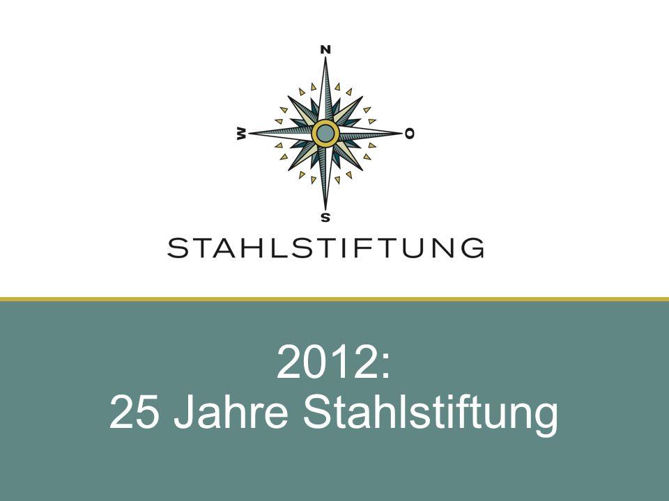 23 / Dobesberger / BRV_Info_20-09-2011 / 20110914 2012: 25 Jahre Stahlstiftung
