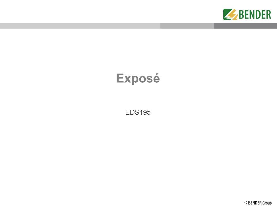 © Exposé EDS195