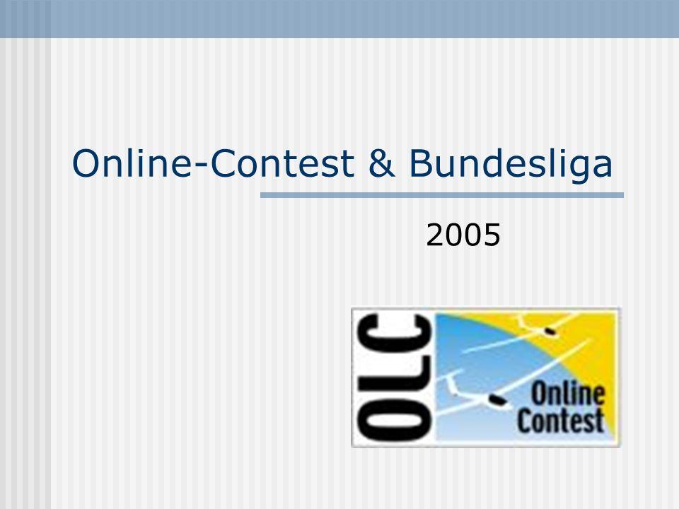 Online-Contest & Bundesliga 2005