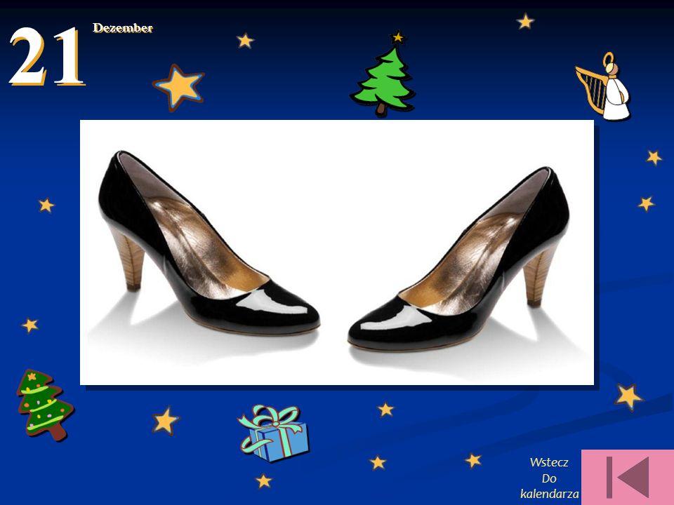 Wstecz Do kalendarza 21 Dezember