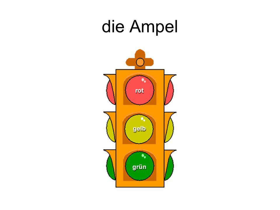 Die Ampelmännchen in Ostdeutschland