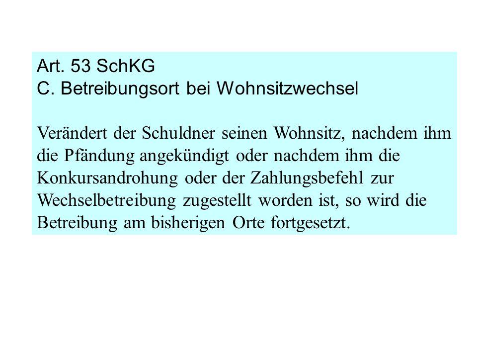 Art.53 SchKG C.