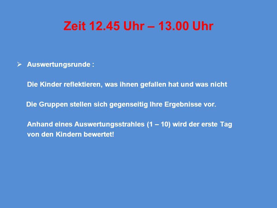 Material für den ersten Tag Fotoapparate (4 Stück) Klemmbretter (4 Stück) Namensschilder (Buttons) Plakate, Stifte Kopiervorlagen der Arbeitshilfe Stadtteildetektive S.11, S.18, S.10, S.19/20 – (www.familienbuendnis-waldkirch.de)