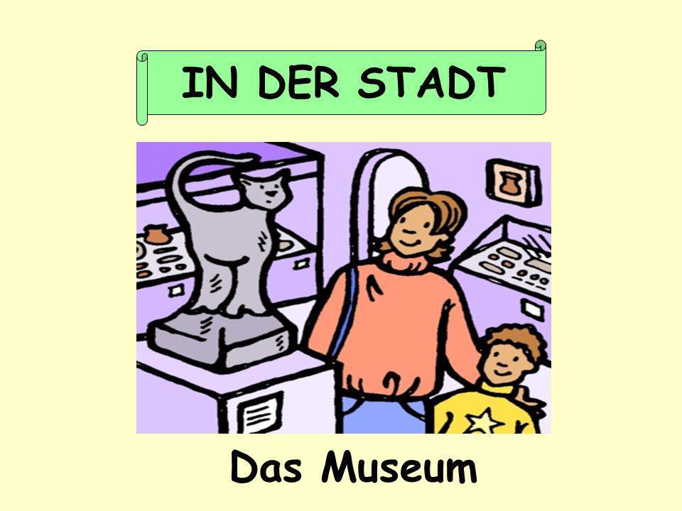 Das Museum IN DER STADT