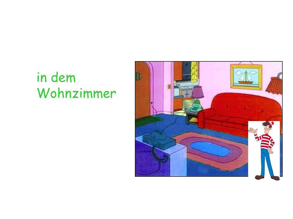 in dem Wohnzimmer