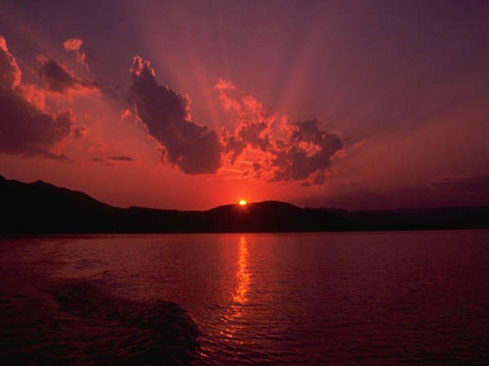 Himmel ist nicht ein solcher, weil man alles bekommt, sondern weil man nichts mehr will.