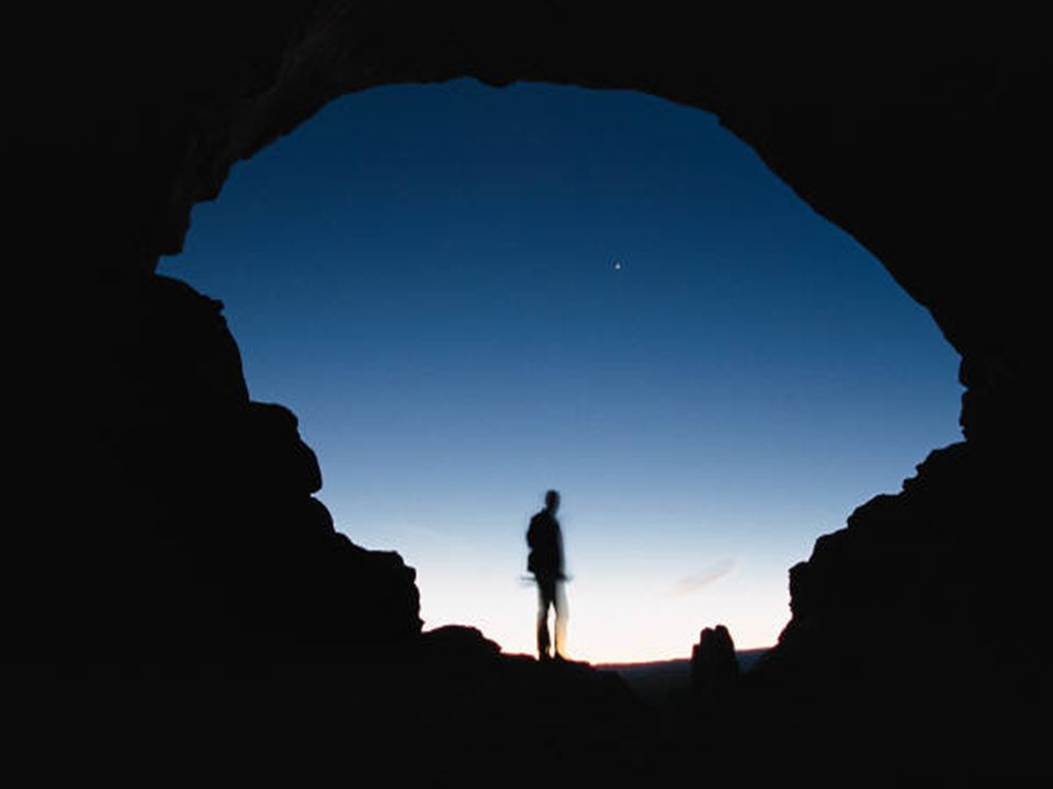 Spätestens im Himmel werden wir auch mit unmöglichen Leuten gut umgehen können.