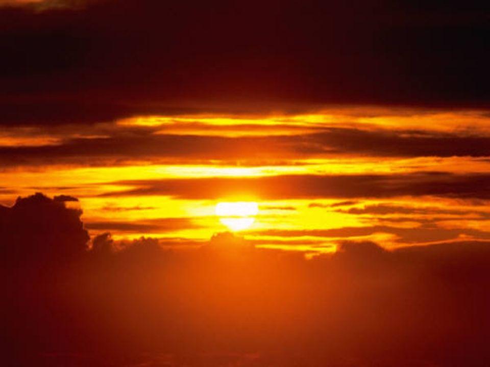 Der Himmel liegt nicht über uns, sondern vor uns als Aufgabe, als Möglichkeit, die schon hier in der Welt beginnt.
