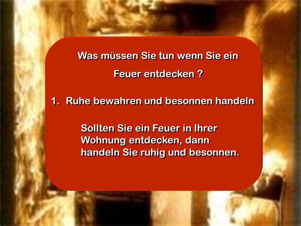 Informationen zum richtigen Verhalten im Brandfall von der Freiwilligen Feuerwehr Löschgruppe Kirchhoven Informationen zum richtigen Verhalten im Bran