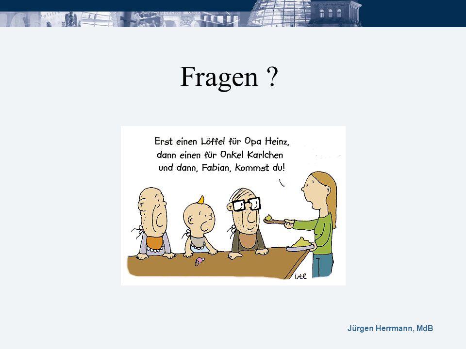 Jürgen Herrmann, MdB Fragen ?