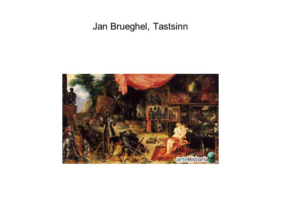 Jan Brueghel, Tastsinn
