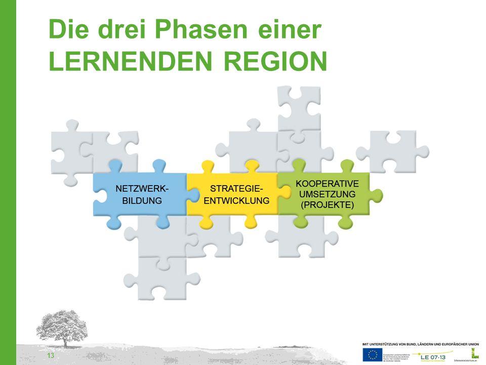 14 Netzwerkbildung Partner aus verschiedenen Bereichen mit Interessen zum Thema Lernen.......bringen Nachfrage & Angebot, Ideen & Mittel ein Durch verschiedene Perspektiven ergibt sich eine regionale Gesamtsicht Ein Lead-Partner kümmert sich um das Netzwerk