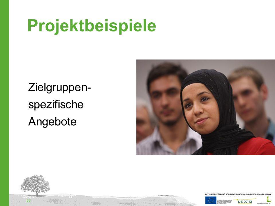 23 Projektbeispiele Wissensmanagement: ZeitzeugInnen-Projekt mit Schule und Erwachsenenbildung