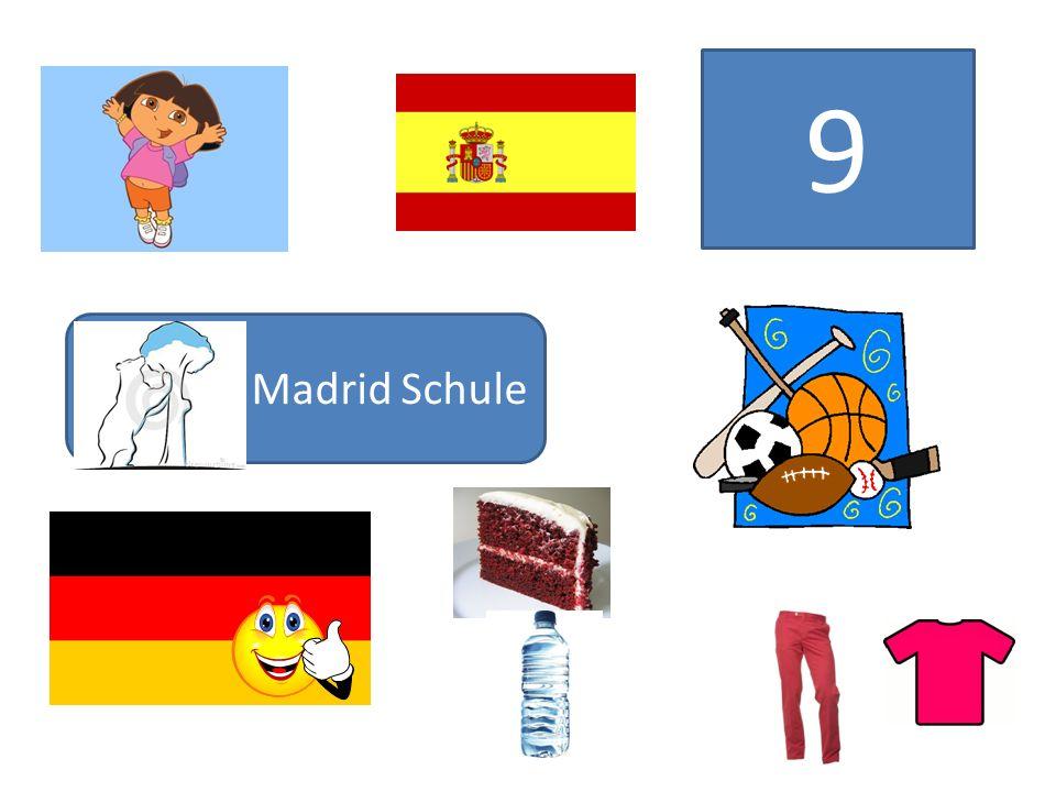 9 Madrid Schule