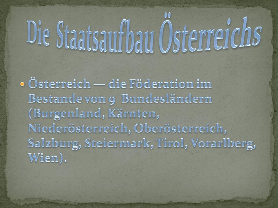 Das Transportsystem Österreichs ist sehr gut entwickelt und wirksam.