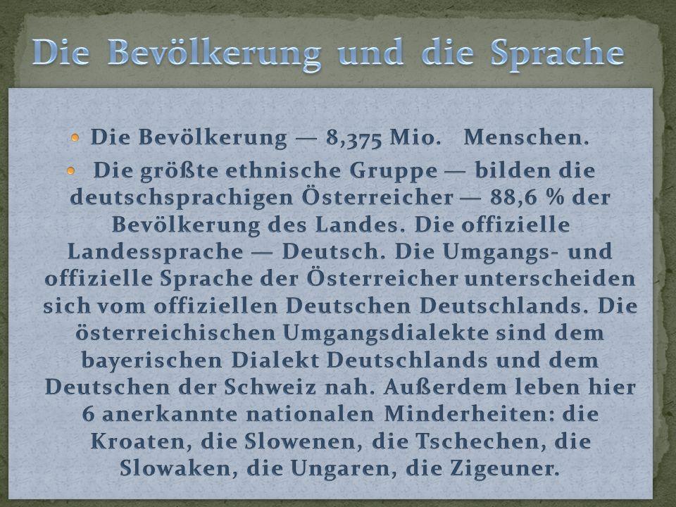 Spanische Hofreitschule ist ein Teil von Hofburg