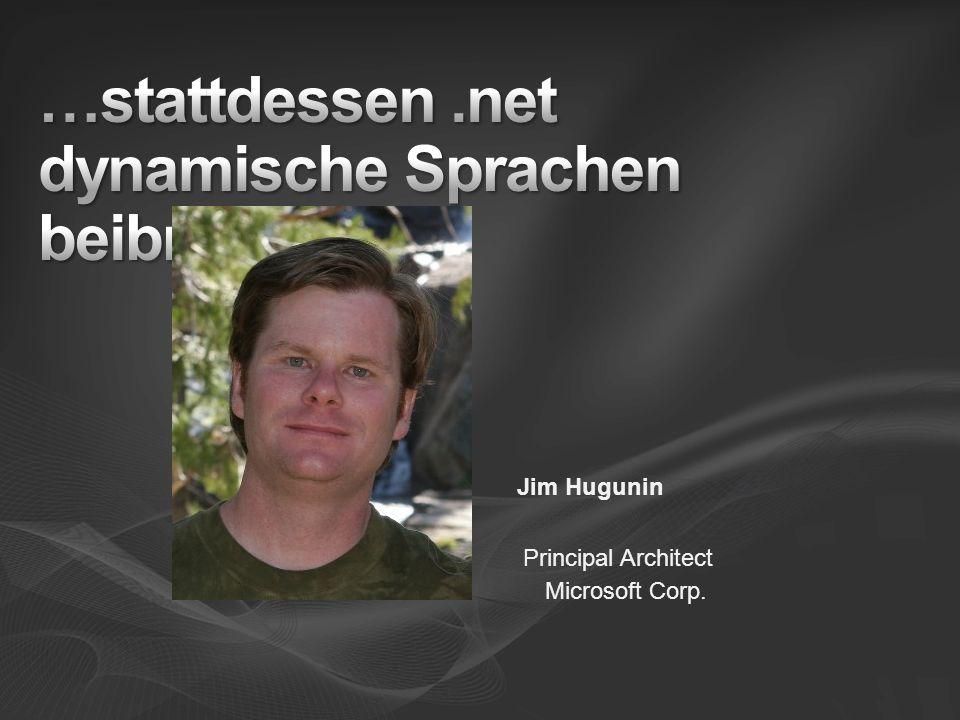 Principal Architect Microsoft Corp.