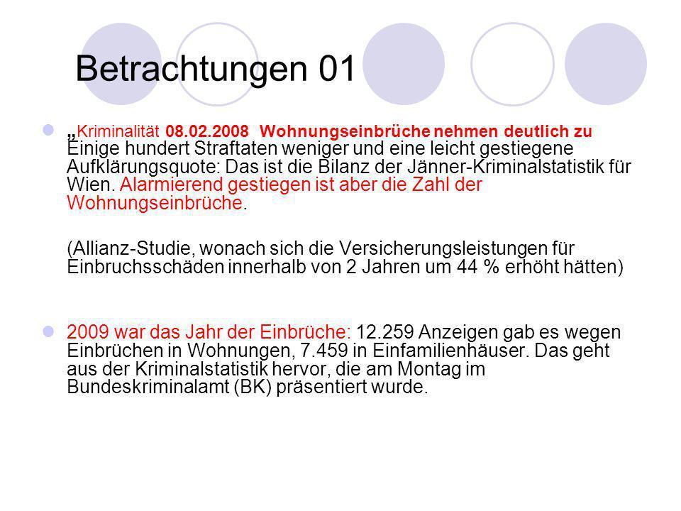 Betrachtungen 02 Angst vor Schengen Wird die Kriminalität jetzt noch schlimmer.