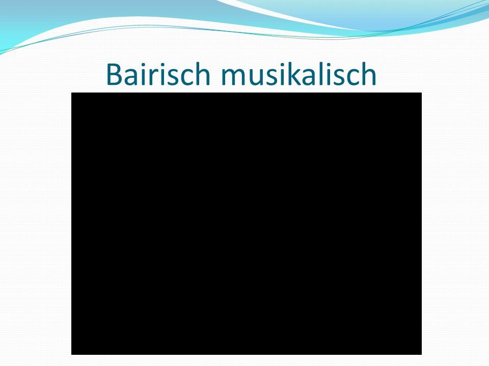 Hubert von Goisern – Brenna tats guat 1.Übersetzen Sie den Liedtext ins Hochdeutsche.