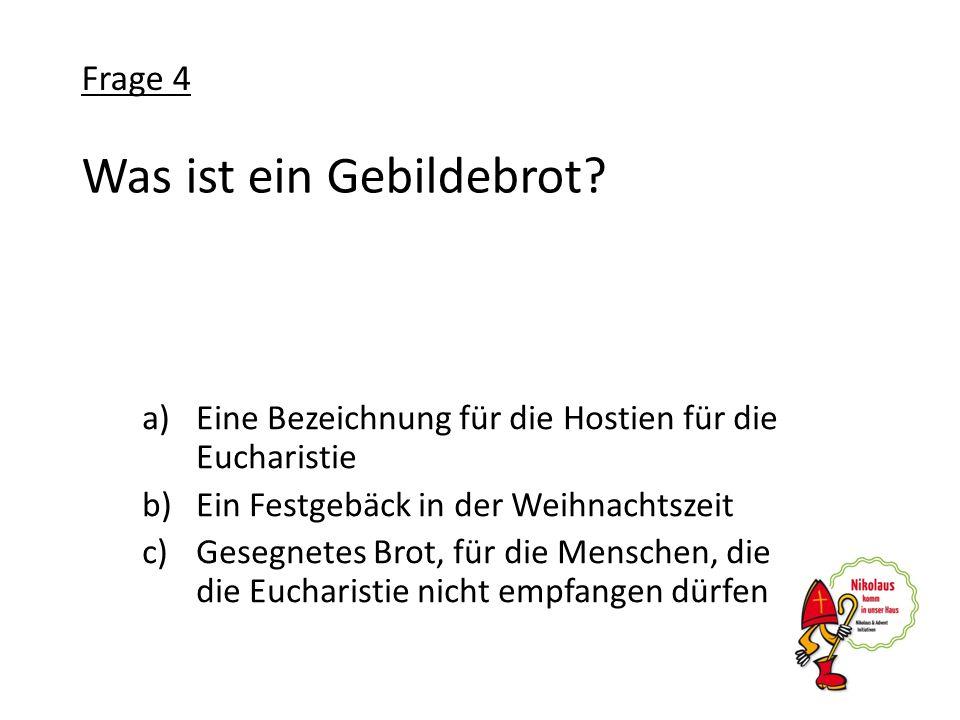 Was bedeutet Nikolaus? b)Sieger des Volkes Frage 9 Die richtige Antwort lautet…