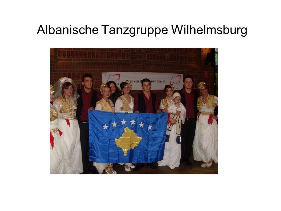 Albanische Tanzgruppe Wilhelmsburg