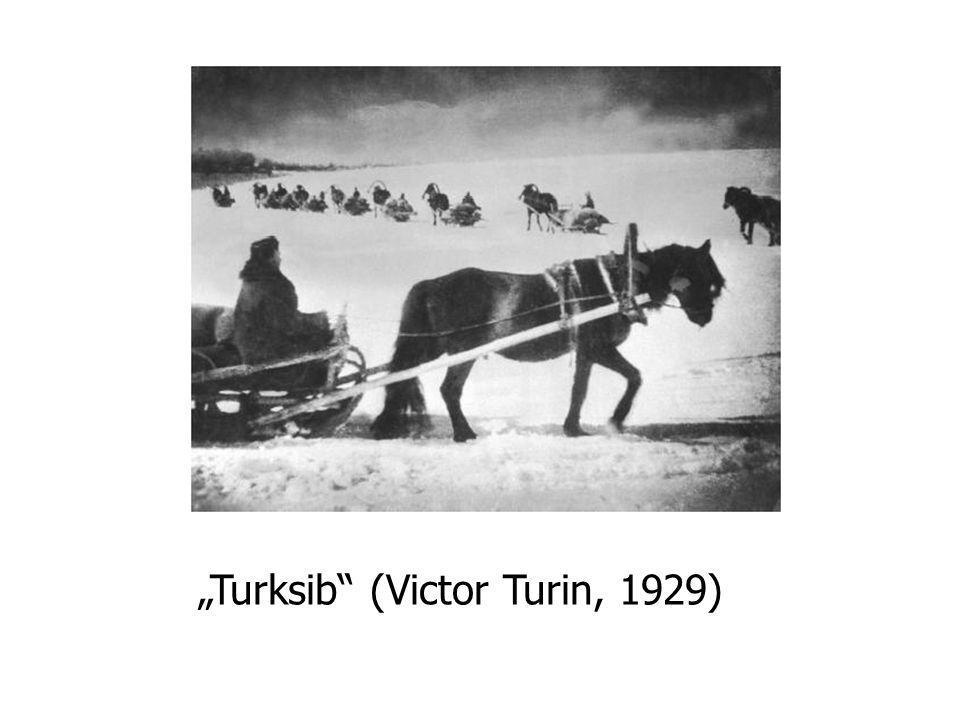 Turksib (Victor Turin, 1929)