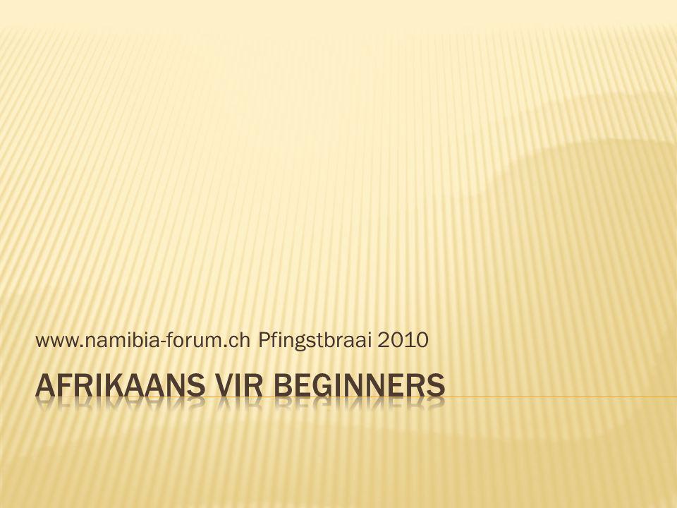 www.namibia-forum.ch Pfingstbraai 2010