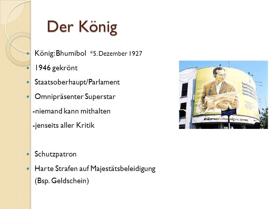 Der König König: Bhumibol *5.