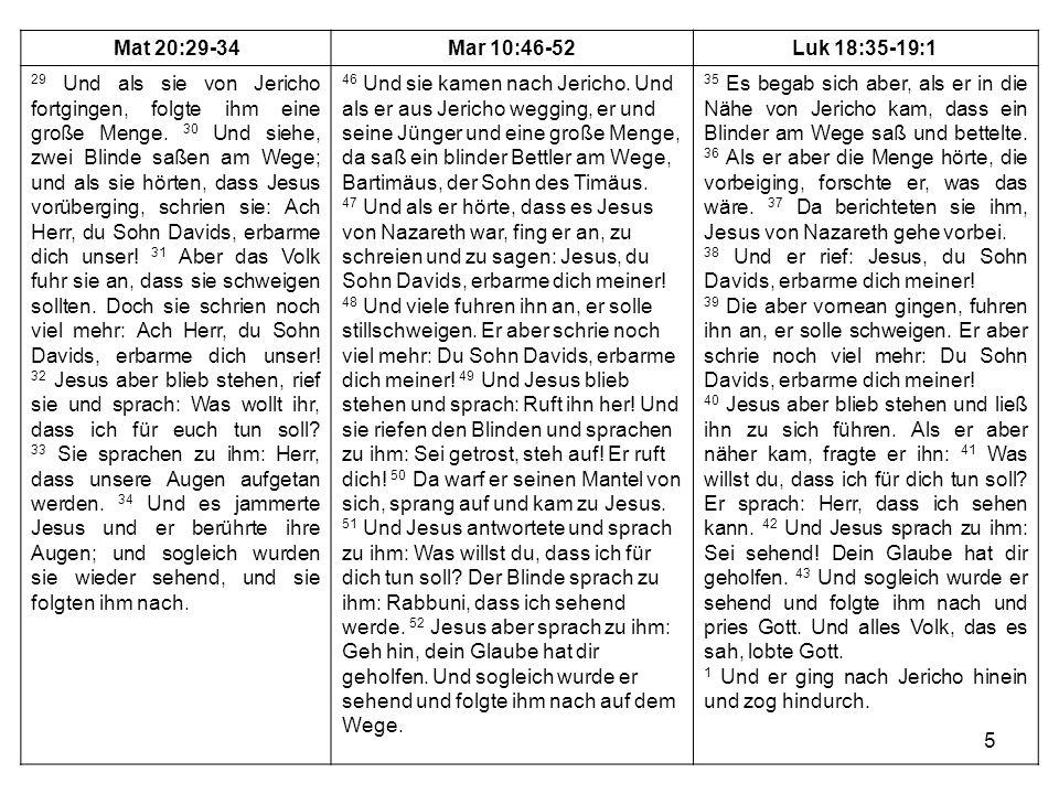 16 2.3.Fragen an den Text Västerås-Methode (Bibellesen in der Gruppe) .
