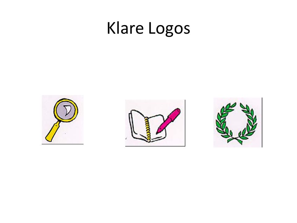 Klare Logos